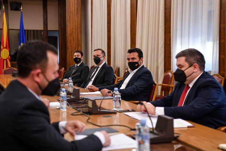 Заев: Следните денови ќе се финализираат деталите околу Законот за државјанство со цел трајно решение во интерес на граѓаните