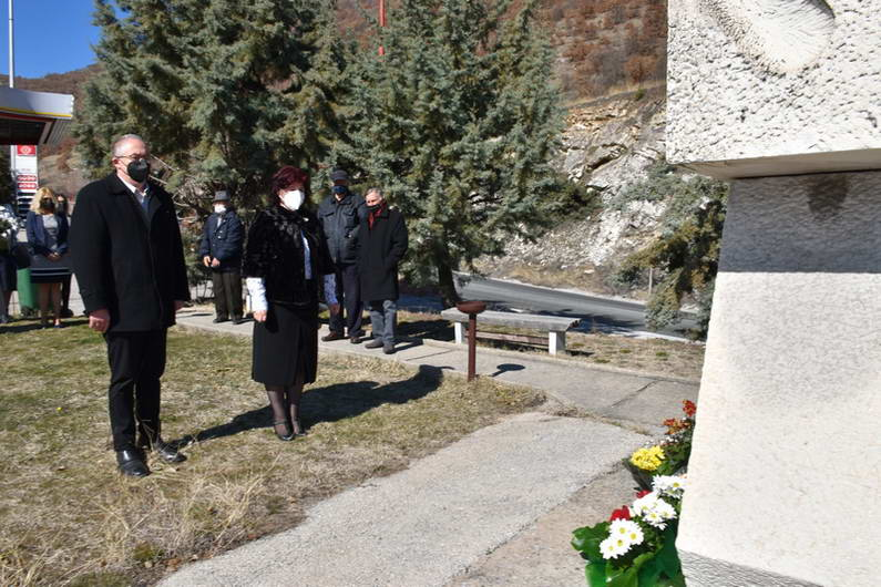 79 години од смртта на народните херои Борка Талески и Лазо Филиповски-Лавски