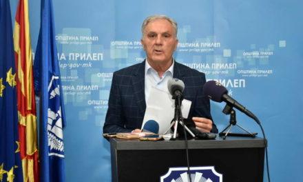Јованоски: Бараме заострување на мерките за заштита од Ковид-19, полицискиот час во општина Прилеп да започнува во 19.00 часот