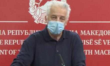 Караџоски: Регистрирани 116 случаи на реинфекција со ковид-19