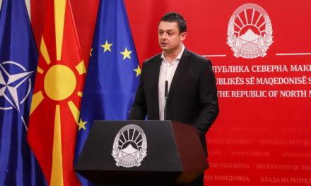 Наумче Мојсовски: Поранешните и сегашните спортисти ќе добијат право на пензиски стаж, пензиско осигурување и пензија