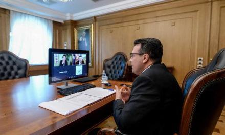 Обраќање на Заев и Прадхан: Владата успеа со транспарентност, отвореност и отчетност да ги доближи институциите до граѓаните