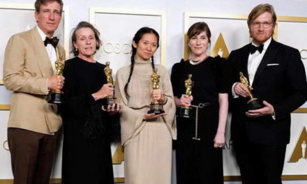 """""""Земја на номади"""" е големиот победник на годинешниот Оскар"""