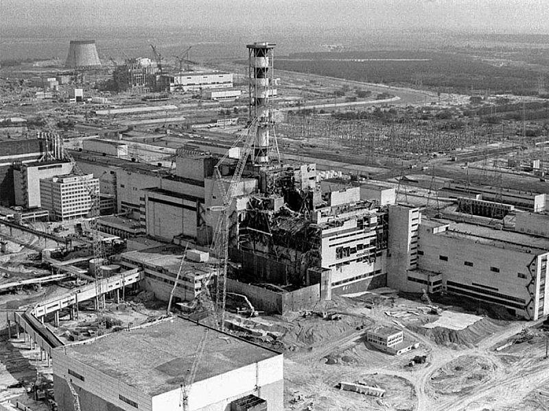 Меѓународен ден на сеќавање на катастрофата во Чернобил