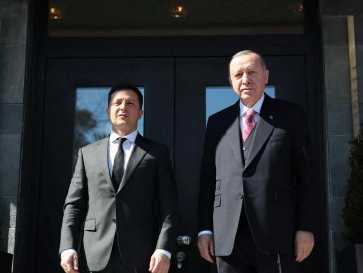 Ердоган- случувањата во источна Украина се загрижувачки