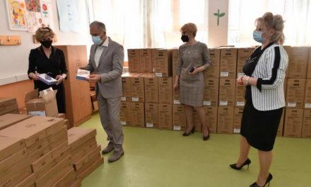 Образование во услови на пандемија: 1.008 компјутери за прилепските наставници и ученици