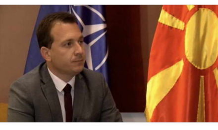 """Талевски за """"Утрински брифинг"""": Со протестот ВМРО-ДПМНЕ застана зад насилниците од 27 април, на страната на криминалот"""