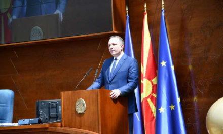 Спасовски: Апсењето на 405 криминалци барани со централна или меѓународна потерница, наш придонес кон зголемувањето на безбедноста на граѓаните