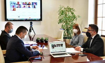 Бесими и Николовски: Нулта толеранција за корупцијата и неформалната економија за забрзан и одржлив економски раст