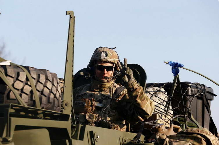 Американската воена опрема пристига во Албанија пред вежбата на НАТО