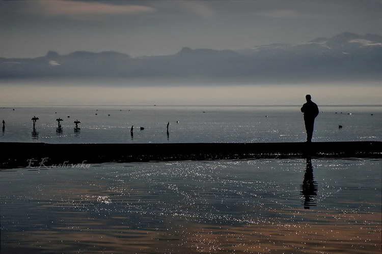 Фото на денот: Охридско езеро
