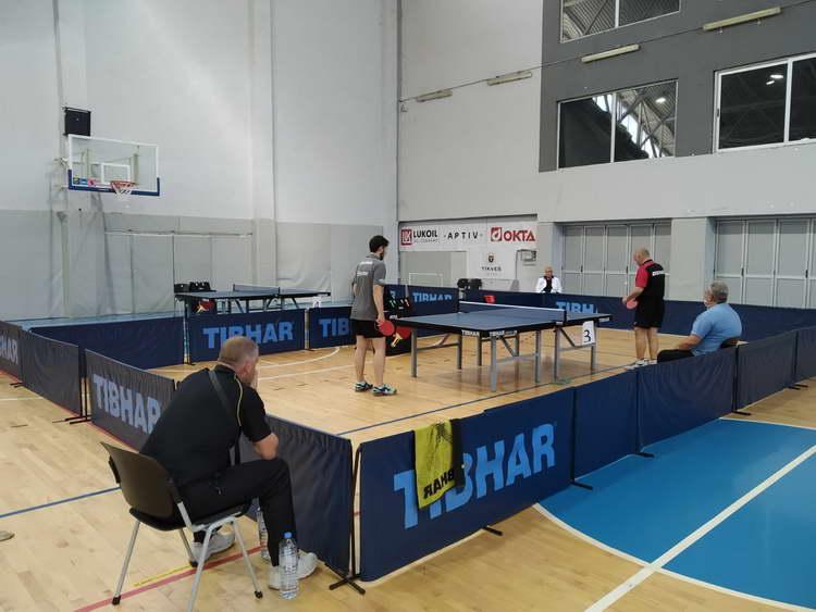Одржано државното првенство во пинг-понг во сениорска конкуренција