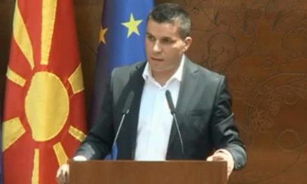Вицепремиерот Николовски: Заврши времето кога народните пари се трошеа за сé и сешто, сега службените трошоци се строго регулирани со уредби и одлуки