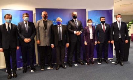 Секој од лидерите на Западен Балкан со свој став по заедничката вечера со шефот на европската дипломатија