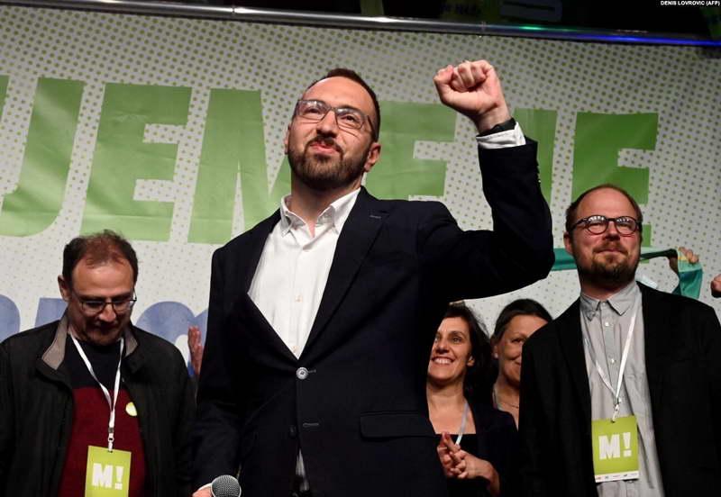 Томислав Томашевиќ од зелено-лева коалиција нов градоначалник на Загреб