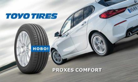 Нов модел на гуми од јапонскиот производител TOYO TIRES во салоните на Мотоцентар