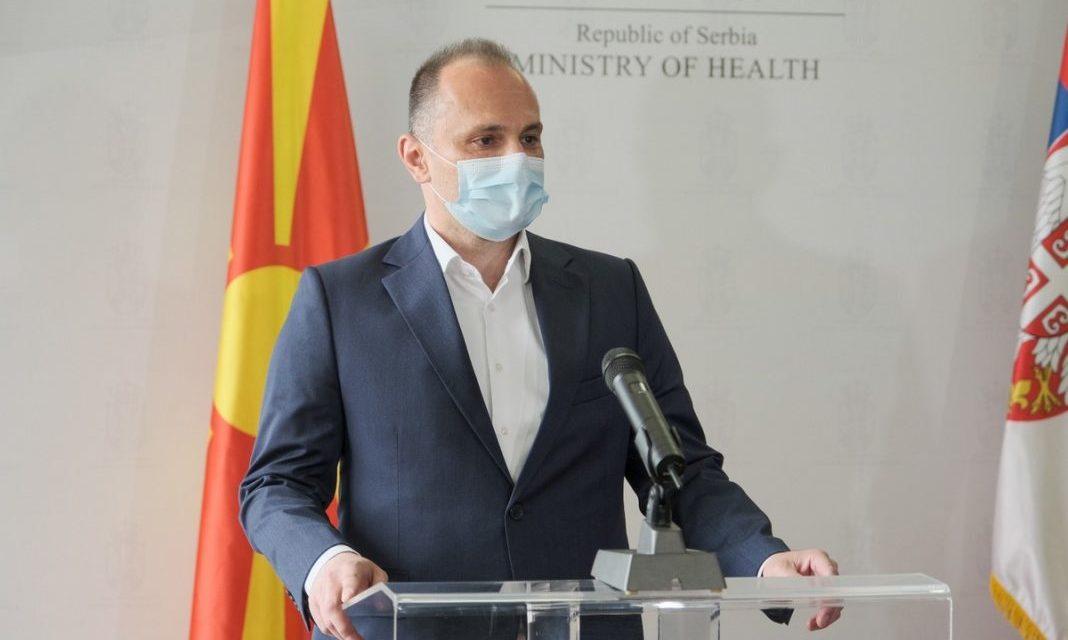 Филипче предложи полицискиот час и мерките да важат до 15 јуни, од Ирак пристигнал пациент заразен со индискиот сој на вирусот