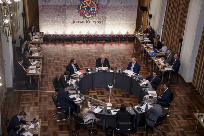 Заев во Тирана: Реализацијата на проектите со поддршка на Економско-инвестицискиот план на ЕУ за Западен Балкан обезбедува соработка и долгорочно економско закрепнување на регионот и ги забрзува интеграциските процеси