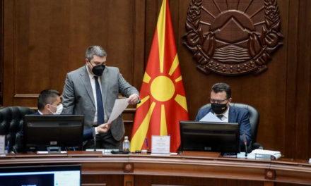 Владата го донесе ребалансот на Буџетот, 2.204 угостителски компании ќе добијат 5,77 милиони евра од анти-ковид мерките