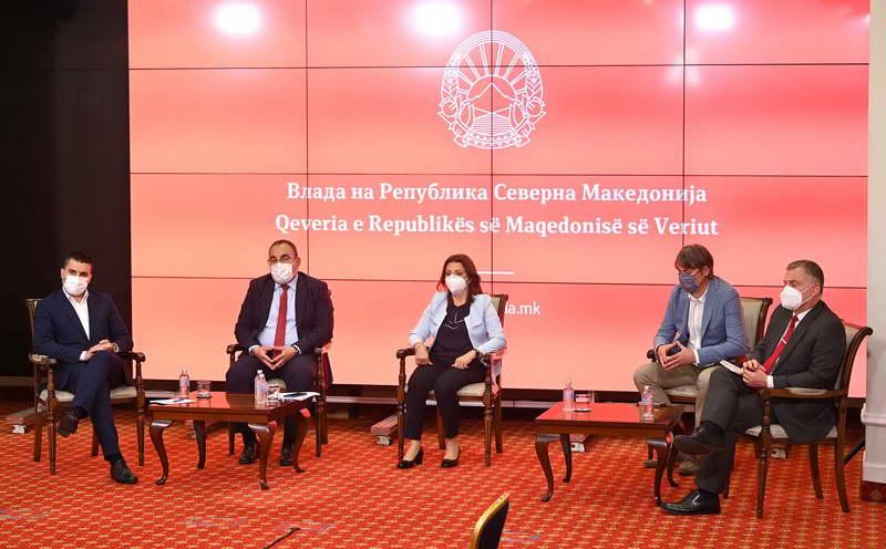 Николовски и Бектеши: На седум компании им се изречени казни од 55.510 евра за 7 компании, покренати барања за одземање на лиценците за случајот со увоз на мазут