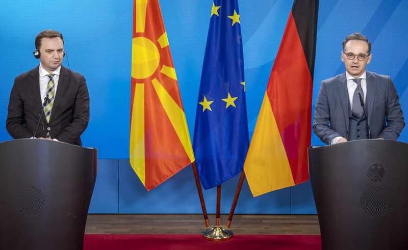 Мас: Мораме да го исполниме ветувањето кон С. Македонија и Албанија