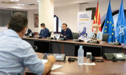 Премиери од регионот и високи функционери на ЕУ и САД следната седмица на големата меѓународна конференција од Преспа Форум за дијалог