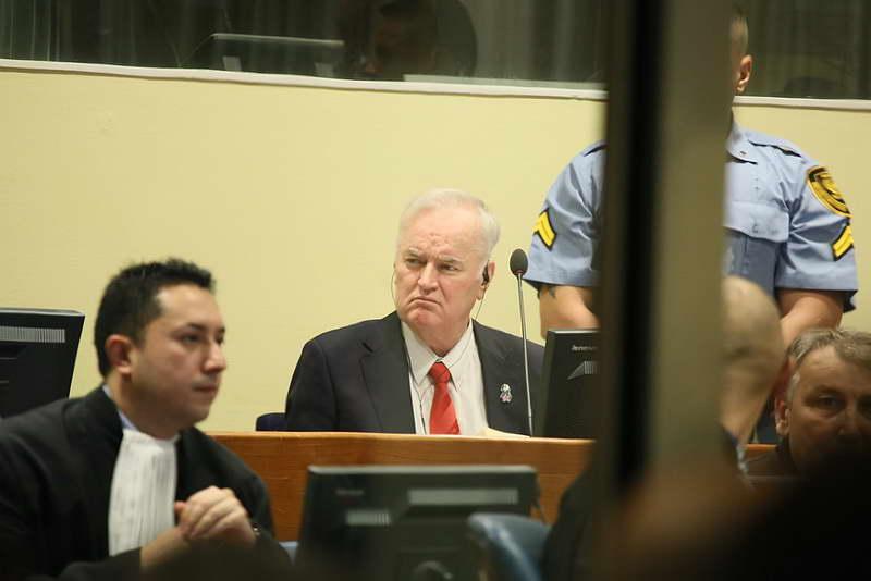 Доживотен затвор за Младиќ, Хашкиот трибунал ја потврди пресудата на Меѓународниот суд за воени злосторства