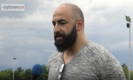 """(ВИДЕО) Интервју со Перо Антиќ: Македонските клубови не смеат да бидат """"топовско месо"""" во натпреварите со екипите од соседните земји"""