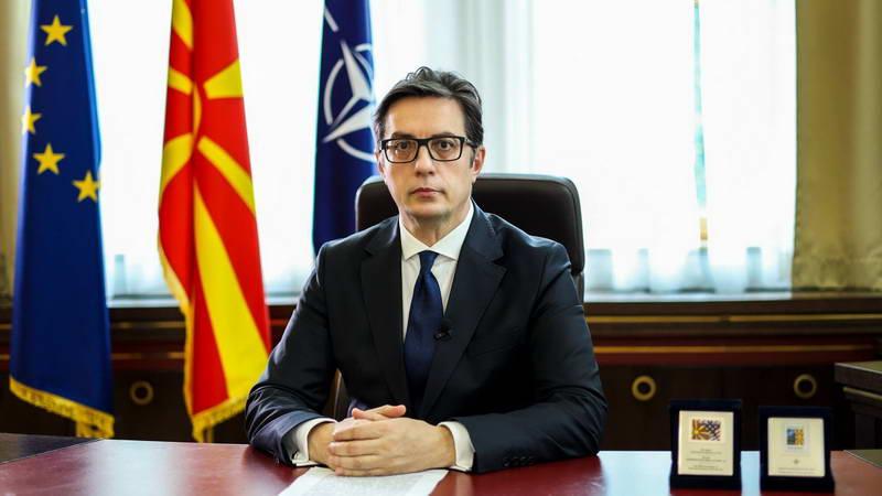 """Претседателот Пендаровски се обрати на форумот: """"Непрофитни организации и проценка на ризик – ангажман и научени лекции за ефикасна имплементација"""""""