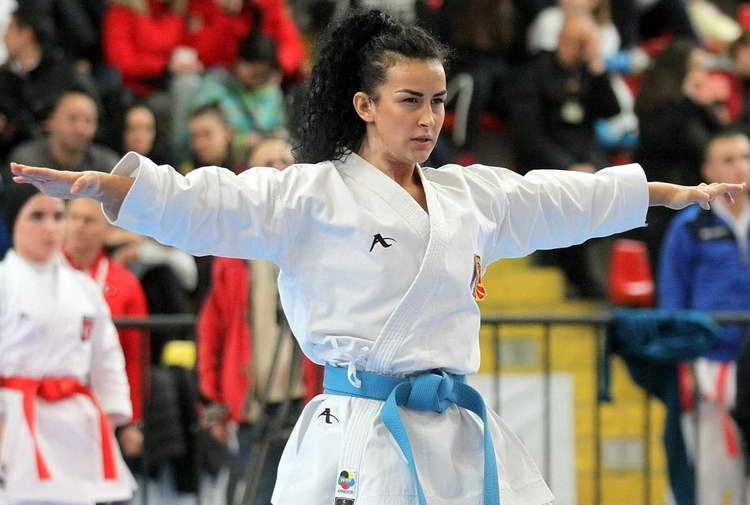 Каракатистката Пулексенија Јованоска ќе настапи на Олимписките игри во Токио
