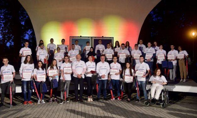 Најдобрите матуранти од Скопје добија награди и признанија за постигнатите резултати