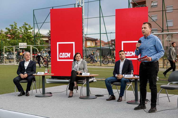 Миле Талевски: Покажавме одговорност да го реализираме она што сме го ветиле, СДСМ е најдоброто за нашата општина!