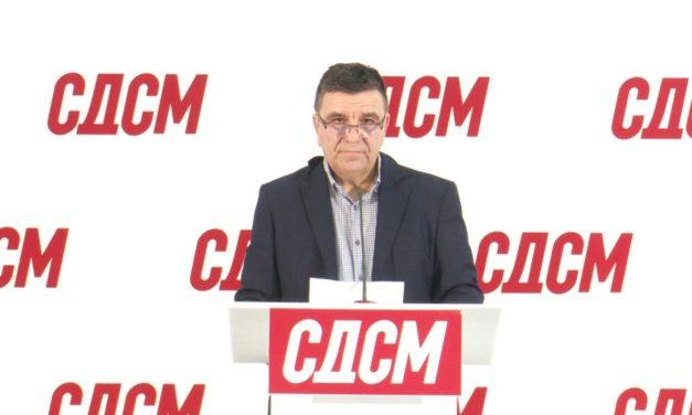 Чаракчиев: Силно инвестираме во инфраструктурата, се гради низ целата држава