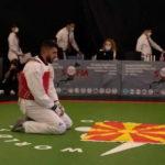 Дејан Георгиевски со сребрен медал во теквондо на Олимписките игри во Токио