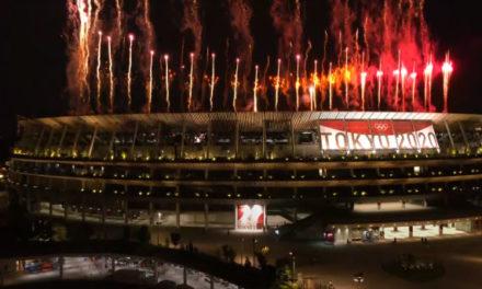 Почна церемонијата за отворањето на Летните олимписки игри во Токио