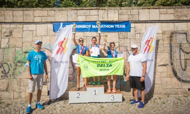 Андријана Поп Арсова и Дарио Ивановски старо-нови шампиони во атлетика