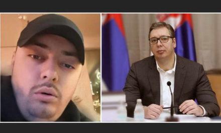 Вељко Беливук: Вучиќ бараше да ги заплашувам организаторите на протестите против него