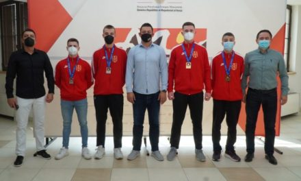 Четири медали за македонската карате репрезентација на Европското првенство во Финска