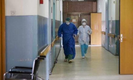 Болницата во Тетово преполнета, МЗ размислува за воведување вонредни локални мерки