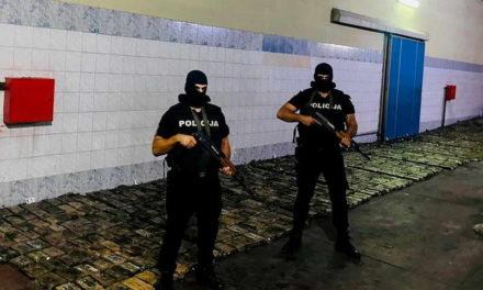 Црна Гора: Откриен еден тон кокаин во контејнери со банани