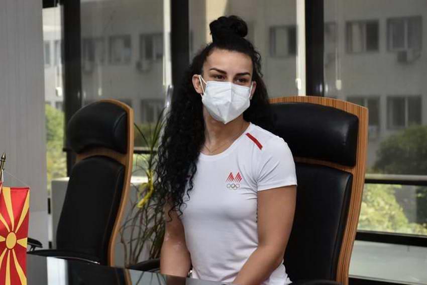 Пулексенија Јованоска: Учеството на Олимписките игри во Токио, е остварување на мојот животен сон