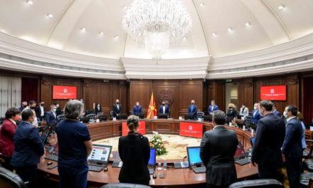 Владата прогласи тридневна жалост за несреќата во Ковид центарот во Тетово и ја прифати понудата од сојузничките земји за обезбедување странски експерти за истраги при експлозии и пожари