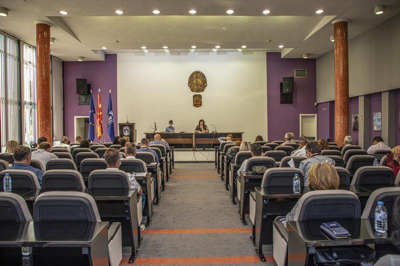 Седница на Совет: Усвоен збирниот извештај за штетата од невремето кое во јуни зафати повеќе населени места во општина Прилеп