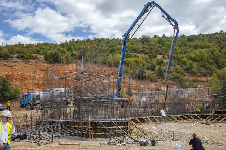 Започнаа градежните работи на експресниот пат Градско-Прилеп, на делницата од Дреново до Фаришка клисура