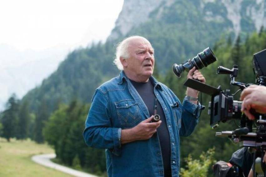 """Кристијан Бергер, добитник на златна """"Камера 300″ за животен опус на ИФФК """"Браќа Манаки""""-Битола"""