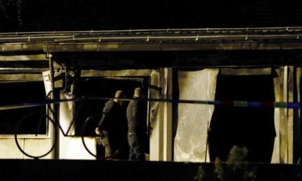 Пет обвинители вршат истрага за смртоносниот пожар во тетовската модуларна болница