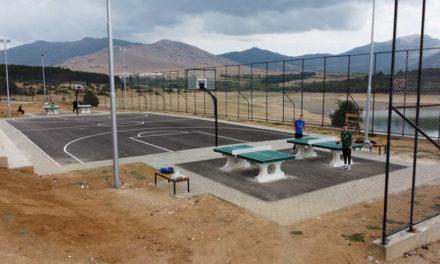 Ставен во функција спортско-рекреативниот комплекс кај Прилепското езеро