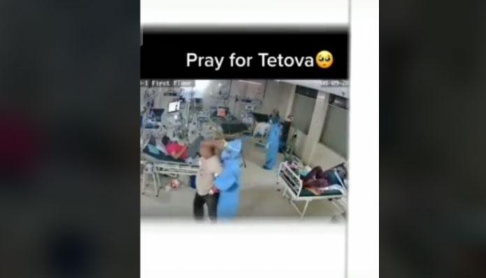 """Вистиномер: Видео снимка од болнички пожар се шири со апел ,,Молете се за Тетово"""" – ама е ланска и од Индија!"""