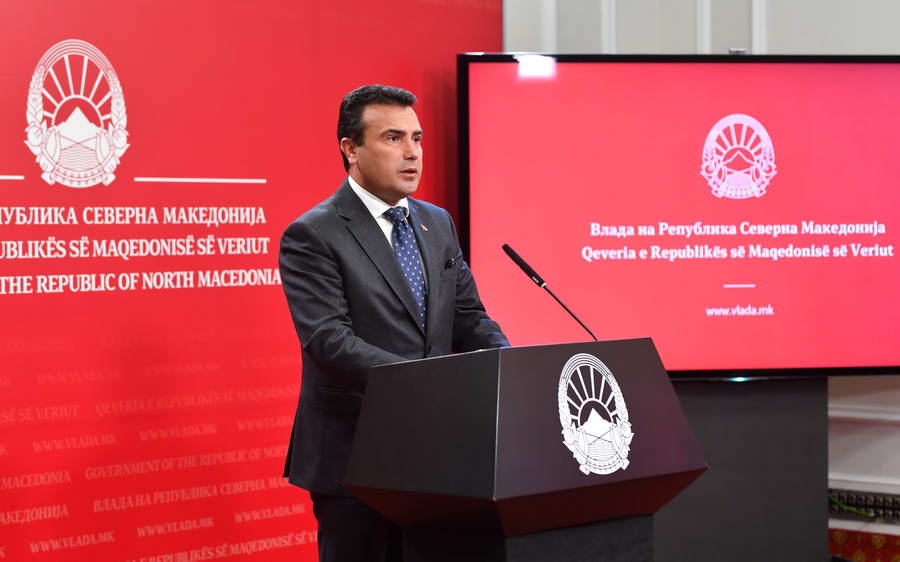 Заев: Се реализира најголемата инвестиција во историјата на македонската економија – 69 ветерници од 500 милиони евра на германската WPD