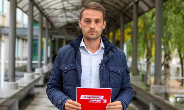 СДСМ: ВМРО-ДПМНЕ го допре политичкото дно, Николоски да се извини за изнесените клевети